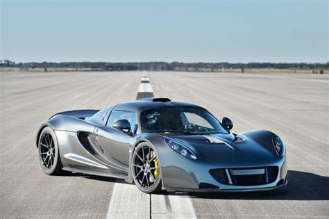 fastest cadillac production car hennessey venom gt the world s fastest production car
