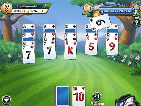 gioco fairway solitaire funnygamesit