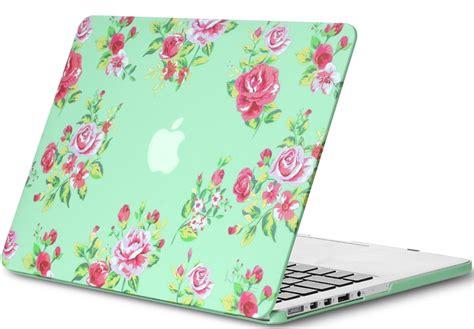 For Macbook Pro Retina 13 A1502 A1425 Mint Green Matte retina 13 inch vintage flowers mint green rubberized