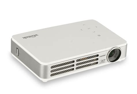 Mini Proyektor Qumi vivitek releases qumi led based pocket projector