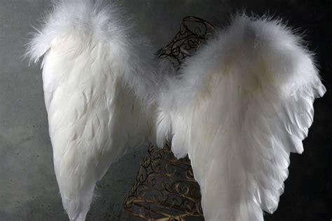 joker tattoo angel wings white angel wings goose feathers 27 x 23 joker tattoo