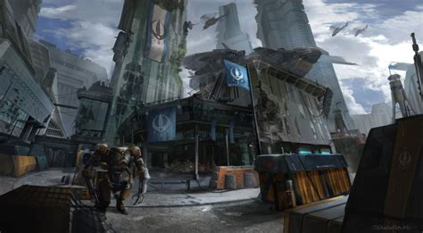 Beyond Flesh And Blood: A Dystopian Video Game Set in