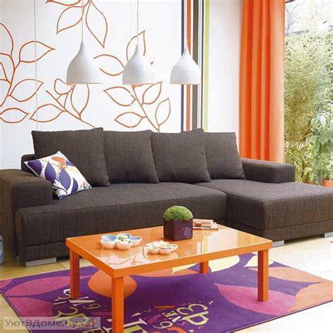 Indian Home Decoration Tips Modern Interior Design Ideas Celebrating Bright Orange