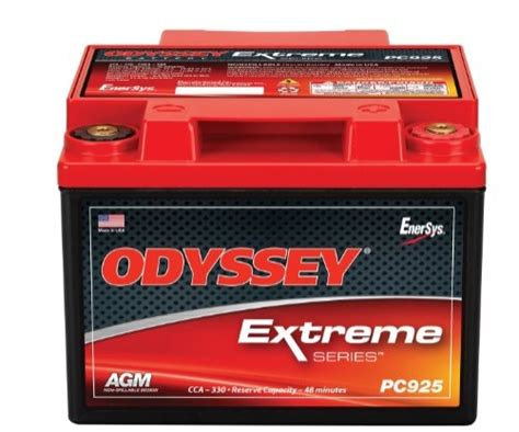 Odyssey PC925 Battery Review   Car Batteries Online