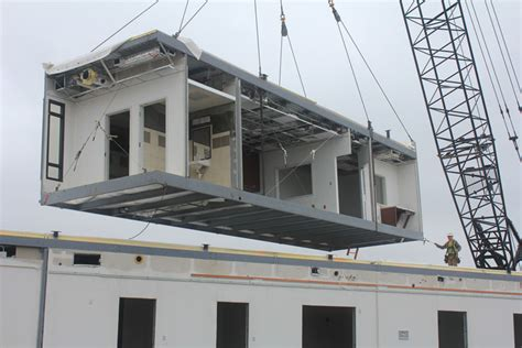 what is modular construction modular home