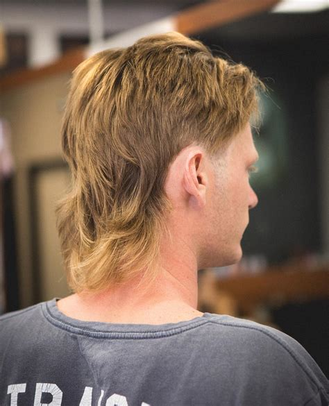 Pics Haircut Side Mullet | mullet haircuts party in the back business in the front