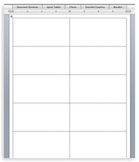 Free Blank Place Card Template by Place Card Template Beepmunk
