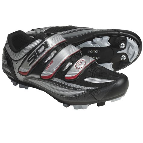 sidi bike shoes sidi mountain bike shoes for 4253d save 34