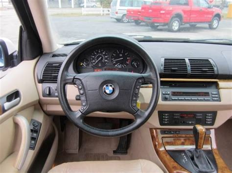 3 Car Garage Dimensions by 2001 Bmw X5 Interior Pictures Cargurus
