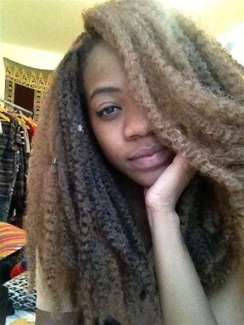 colored marley twist hair marley braids unbraided marley twists crochet