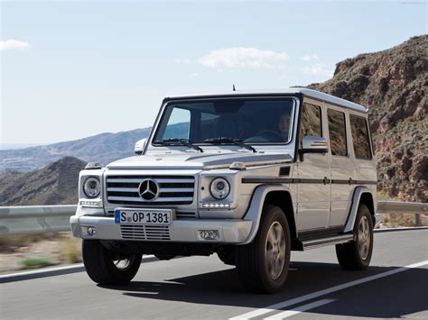 Mercedes G Wagon 2013 by Mercedes G Class 2013 Pictures Information Specs