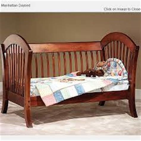 Converting Crib To Daybed Traditional Crib Organic Grace