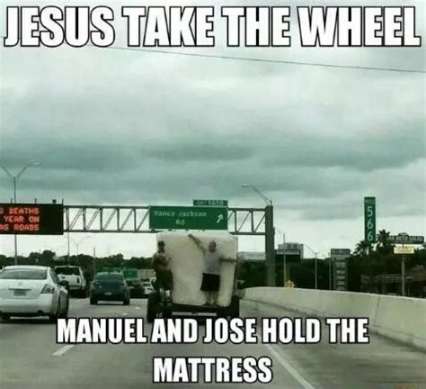 Jesus Take The Wheel Meme - dank christian memes dust off the bible