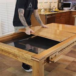 Gaming Dining Tables Gaming Dining Table The Wood Whisperer Guild