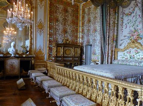 versailles bedroom the palace of versailles travel to eat