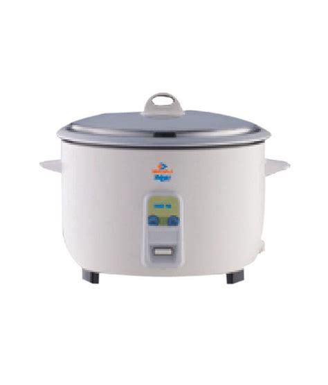 Rice Cooker Cosmos 2 Liter bajaj 4 2 l rcx42 rice cooker white price in india buy bajaj 4 2 l rcx42 rice cooker white