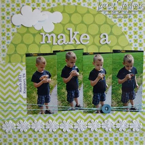 Bahan Scrapbook Events Flag Doohickey sted by make a wish kraftin kimmie sts on sale