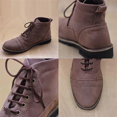 Sepatu Boots Zhoey Sparta Army serba sepatu sepatu handmade indonesia tragen