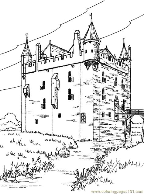 coloring pictures of knights and castles coloring pages castle knight coloring page 07 peoples