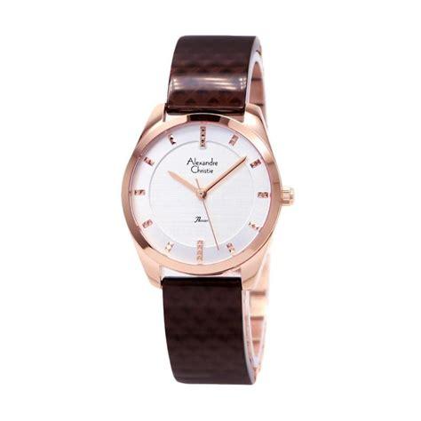 jual alexandre christie 2570 lhbrgslbo jam tangan wanita harga kualitas terjamin