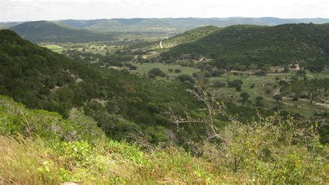 what county is hill in in the hill country