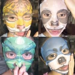 Masker Korea beberapa masker korea yang aneh tapi wajib banget buat dicoba inikpop