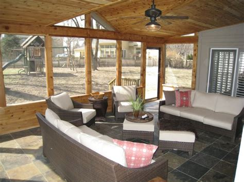 outdoor screen room with floor top 5 reasons to build your new porch or sunroom in the
