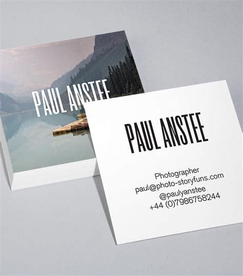 Best 25 Square Business Cards Ideas On Pinterest Business Cards Simple Business Cards And Square Business Card Template Free