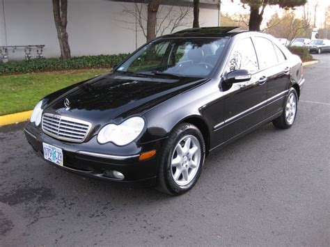 Mercedes C240 2003 by 2003 Mercedes C240 4matic 4wd