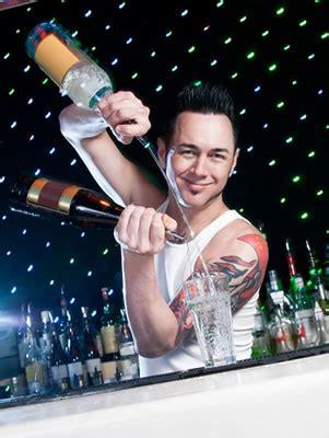 13 Best Flair Bartending Stuff - brush up on your bartending skills inspiration from las