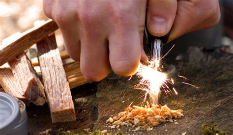 7 Clever Ways To Start A Fire Without Matches Off The How To Start A In A Firepit