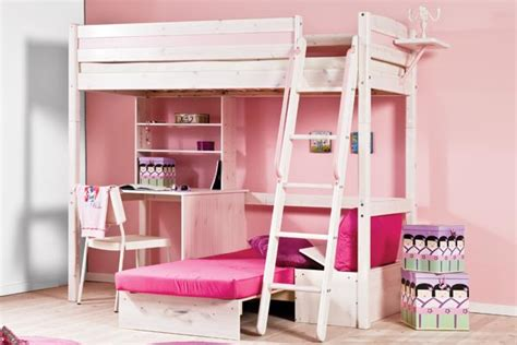 Ashley furniture loft bed with desk underneath trend home design and