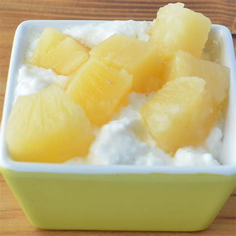 healthy cottage cheese pineapple cottage cheese healthy