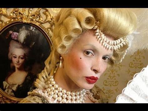marie antoinette   baroque   hairstyle
