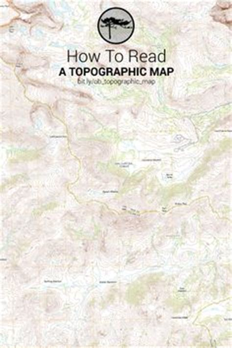 how to read a topographic map how to read a topographic map topographic map contour line and contours