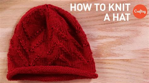 how to knit a hat for easy how to knit a hat easy tips techniques craftsy