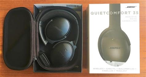 review quietcomfort  headphones prove bose wont