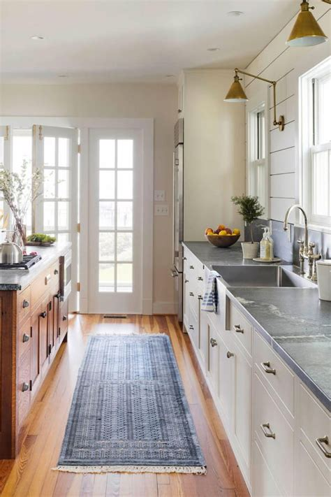 Galley Kitchen Rugs Best 10 White Galley Kitchens Ideas On Galley Kitchen Design White Diy Kitchens