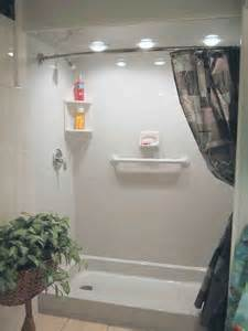 Bath Shower Converter Bathtub Conversion To Shower