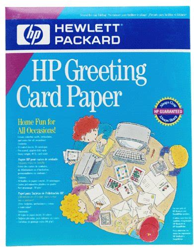 Hp Greeting Card Paper Template by Electronics Store Products Office Electronics