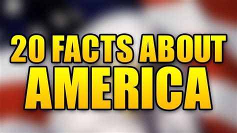 5 Interesting Things To Read This Monday by 20 Interesting Facts About America Your Monday Cure