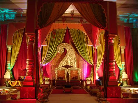 indian wedding decor for home indian wedding decorations mona bagla