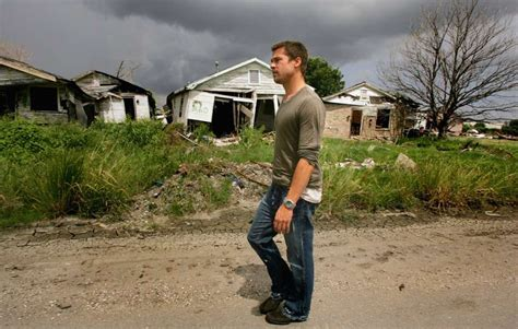 sustainable homes for katrina victims from brad pitt katrina victims say brad pitt s charity homes are already