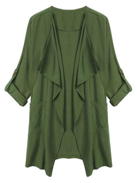 Cardigan Chiffon Plus Size Brief Casual Sleeve Chiffon Cardigan Alex Nld