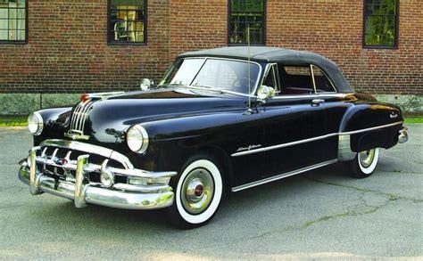 1950s Pontiac by Peerless Pontiac 1950 Chieftain Deluxe Hemmings Motor