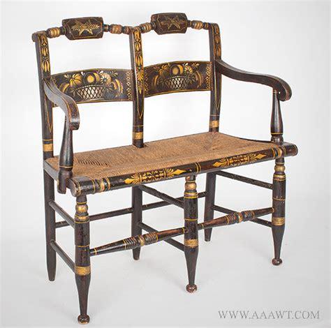 Mini Settee antique furniture childs furniture miniature furniture