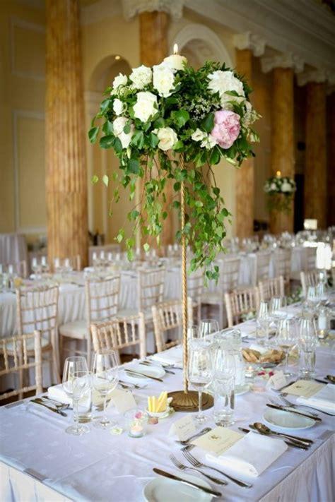 decoration table mariage  idees elegantes