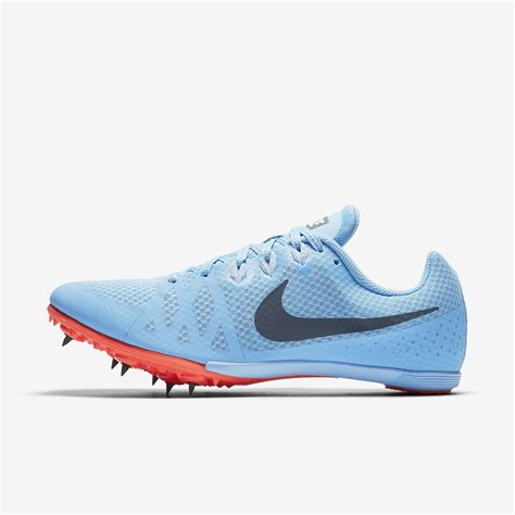 nike running shoes with spikes nike zoom rival m 8 unisex distance spike nike at