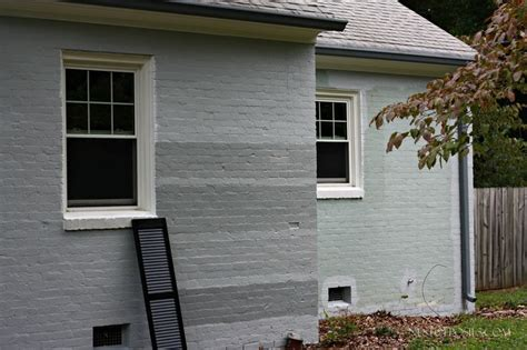 1000 ideas about exterior gray paint on painted brick houses painted brick