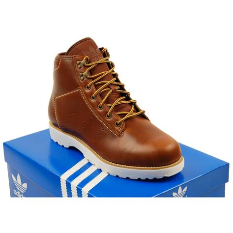 adidas originals adi navy boot leather mens shoes from